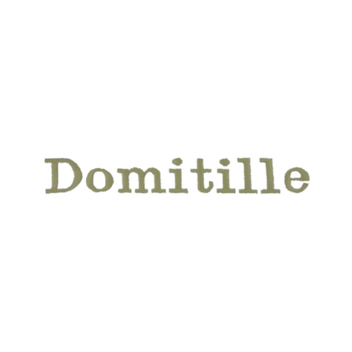 Broderie personnalisée - Domitille