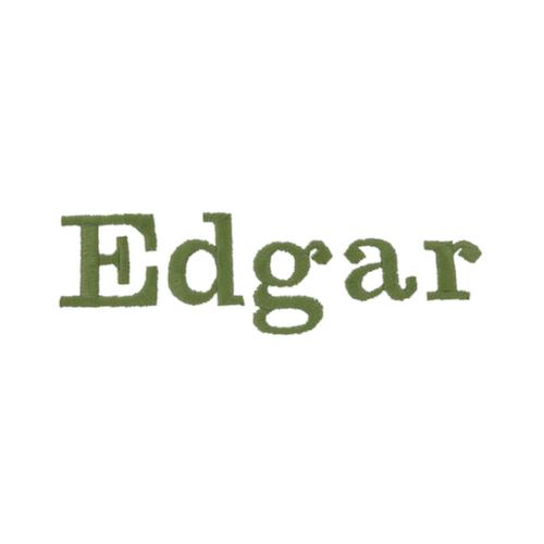 Broderie personnalisée - Edgar