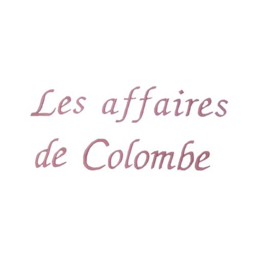 Typographie moderne et élégante - Colombe