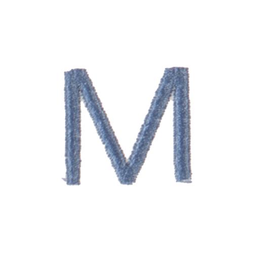 Broderie baton - M